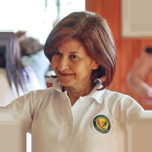 Patricia Saldivia (Chile)